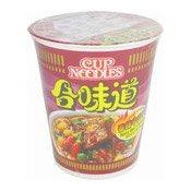 Cup Noodles (Spicy Beef) (合味道香辣牛肉杯麵)