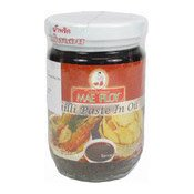 Chilli Paste In Oil (Namprik Pao) (辣椒油)