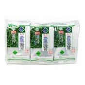 Seasoned Seaweed (Laver) (岩燒海苔)