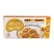 Medium Hot Instant Curry (工研中辣速食加哩)