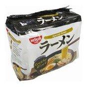Instant Noodles Multipack (Kyushu Black Japanese Ramen) (九州黑拉麵)