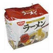 Instant Noodles Multipack (Tokyo Shoyu Japanese Ramen) (東京醬油拉麵)