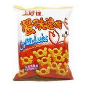 Crablets Crab Flavoured Snacks (上好佳蟹味逸族)