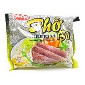 Instant Rice Noodles (Beef Pho Bo) (越南牛肉河粉)