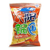 Sun Rice Chips Square Biscuit (Spicy Flavour) (太陽鍋巴)