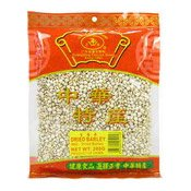 Dried Raw Barley (Jobs Tears Coix Seeds) (正豐生薏米)