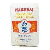 Premium Sweet Rice (Glutinous) (日本甜米)