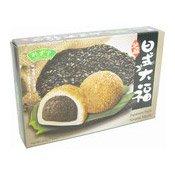 Japanese Style Sesame Mochi (竹葉堂芝麻日式大福)