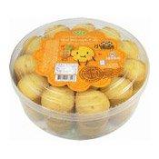 Mini Pineapple Cakes (竹葉堂鳳梨酥)