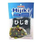 Hijiki Dried Seaweed (日本紫菜乾)