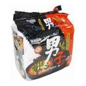 Namja Ramen Instant Noodles Multipack (Fiery Garlic) (男子麵)