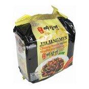 Jjajangmen Instant Noodles Multipack (Chajang Zhajiangmian) (韓國炸醬麵)