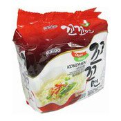Kokomen Instant Noodles Multipack (Spicy Chicken) (咕咕麵 (香辣雞湯))