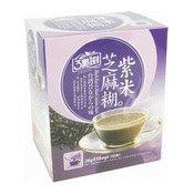 Black Rice & Black Sesame Paste (紫米芝麻糊 5*)