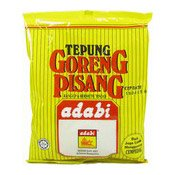 Tepung Goreng Pisang (Banana Fritter Batter Mix) (香蕉炸粉)
