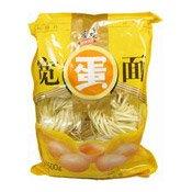 Egg Noodles (頂味寬蛋麵)