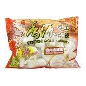 Dumplings (Sichuan Spicy Pork) (Jiaozi Gyoza) (香源四川水餃)