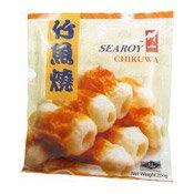 Chikuwa Japanese Style Fish Cake (阿一竹輪魚卷)