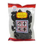 Dried Black Dates (Hat Cho) (小魚兒黑棗)