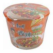 Instant Noodles Bowl (Hot Beef) (康師傅香辣牛肉麵)