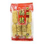 Sesame Puff Cakes (White) (六福白麻粩)