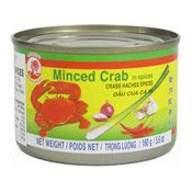 Minced Crab In Spices (Dau Cua Ca Ri) (蟹肉香料)