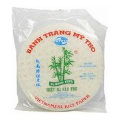 Rice Paper Spring Roll Wrappers (16cm) (赿南特級米紙)
