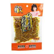 Dried Beancurd (Hot) (好巴食豆乾 (麻辣))