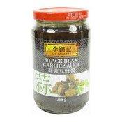 Black Bean Garlic Sauce (李錦記蒜蓉豆豉醬)