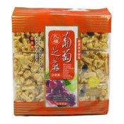 Raisins Sesame Soft Flour Cake (Sachima) (九福葡萄沙琪瑪)