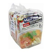 White Curry Instant Noodles Multipack (Mee Kari Puti) (定好咖哩麵)