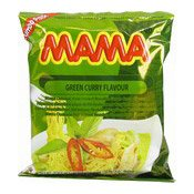 Instant Noodles Jumbo Pack (Green Curry) (媽媽青咖哩麵)