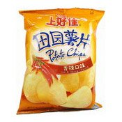 Potato Chips (Hot & Spicy Flavour Crisps) (上好佳香辣薯片)
