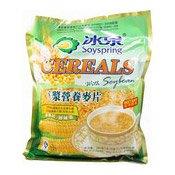 Instant Cereals With Soybean (冰泉豆漿營養麥片)