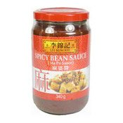 Spicy Bean Sauce (Ma Po Tofu) (李錦記麻婆醬)