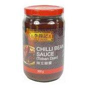 Chilli Bean Sauce (Toban Djan) (李錦記辣豆瓣醬)