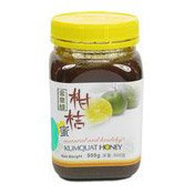 Kumquat Honey (柑桔蜜)
