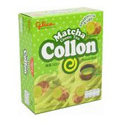 Collon Biscuit Roll (Matcha Green Tea) (抺茶餅乾圈)