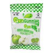 QQ Gummies (Green Apple) (旺旺軟糖 (蘋果))