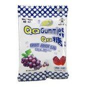 QQ Gummies (Grape) (旺旺軟糖 (葡萄))