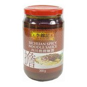 Sichuan Spicy Noodle Sauce (李錦記四川擔擔麵醬)
