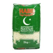 Basmati Rice (印度絲苗米)