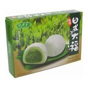 Japanese Style Green Tea Mochi (竹葉堂抹茶日式大福)
