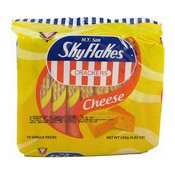 SkyFlakes Crackers (Cheese Flavour) (空中霸王芝士餅)