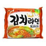Instant Noodles (Korean Ramen Kimchi) (三養泡菜拉麵)