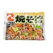Yakisoba Noodles (日本鐵板燒拉麵)