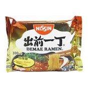 Instant Noodles (Spicy) (歐洲出前一丁香辣麵)
