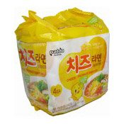 Cheese Ramyun Instant Noodles Multipack (韓國芝士味麵)