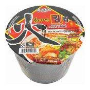 King Instant Noodles Bowl Hot & Spicy (韓國火碗麵)