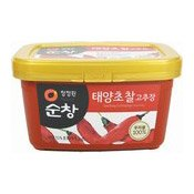 Korean Hot Pepper Paste (Sunchang Gochujang) (韓式辣椒醬)